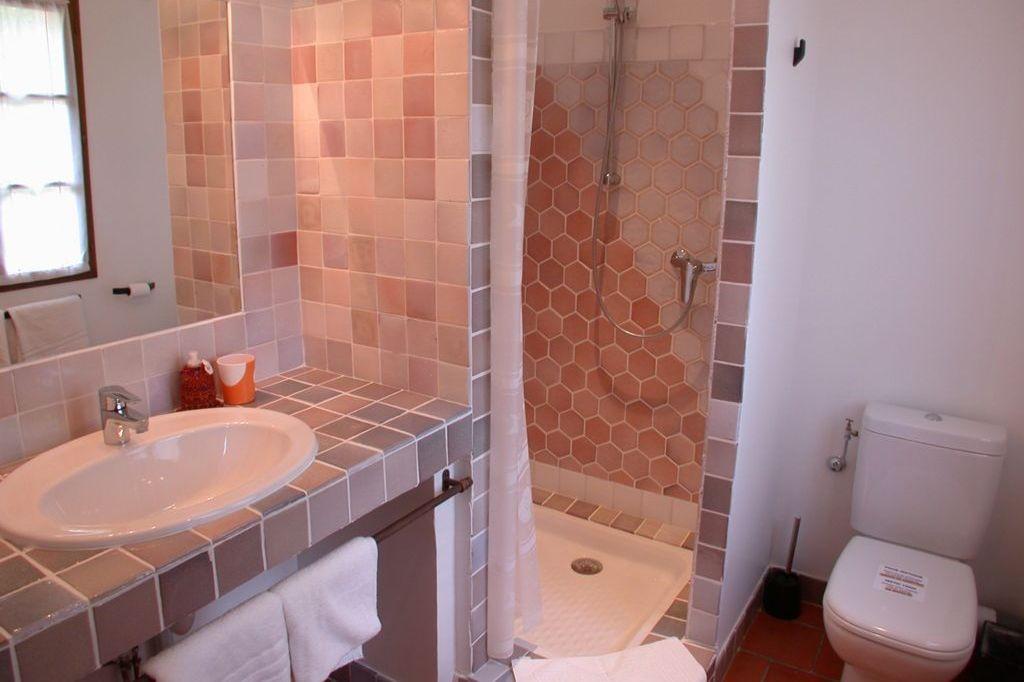 Badkamer Lavande Villa la Douce Noa Provence