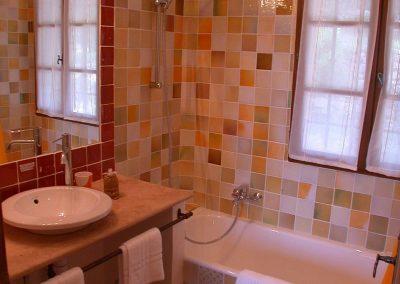 Badkamer Mimosa Villa la Douce Noa Provence