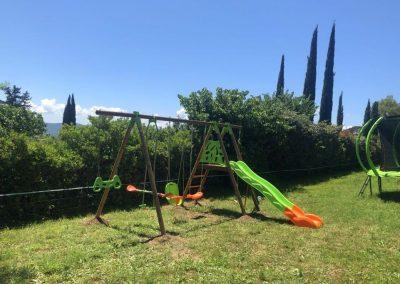 Speeltuin van Villa la Douce Noa in Lorgues, Provence