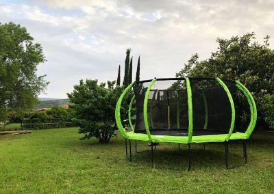 Speeltuin van Villa La Douce Provence Lorgues
