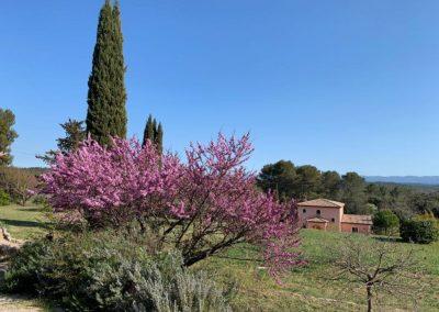Uitzicht Villa la Douce Vince Lorgues Provence-IMG_1554