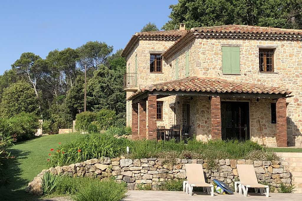 Holiday Villa La Douce Noa Provence in Lorgues