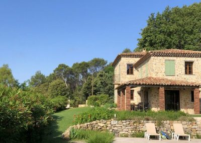 Villa la Douce Noa in Lorgues, Provence