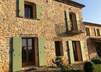 Villa la Douce Noa in Lorgues Provence Zuid Frankrijk