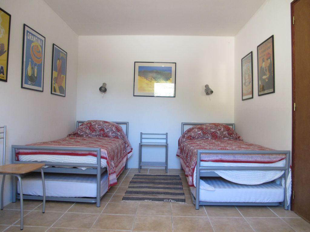 Een slaapkamer