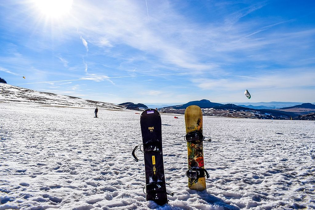 Winter sports and skiing in Provence - Villa La Douce Provence
