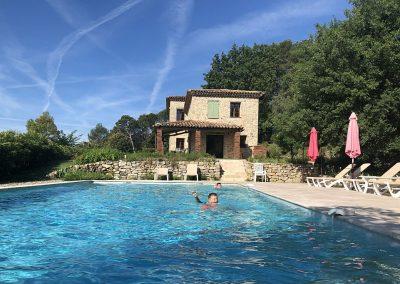 Zwembad Villa Noa