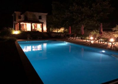 Zwembad van Villa la Douce Noa in Lorgues