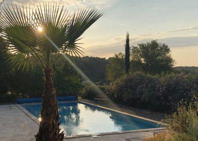 Zwembad Villa la Douce Noa Provence