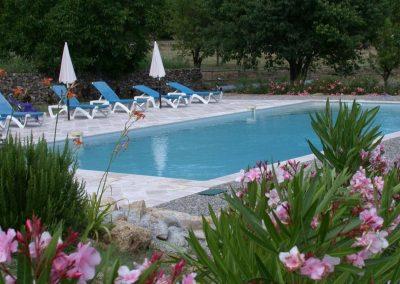 Zwembad van Villa La Douce Noa Provence Lorgues